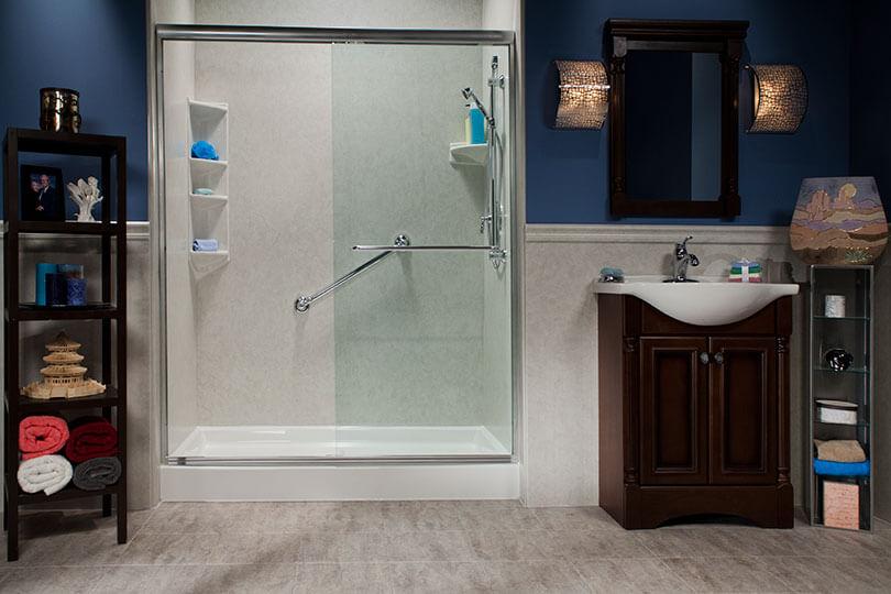 Acrylic Bath Systems Calbath Renovations In San Diego Ca